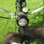 Luftschutzwart Rad